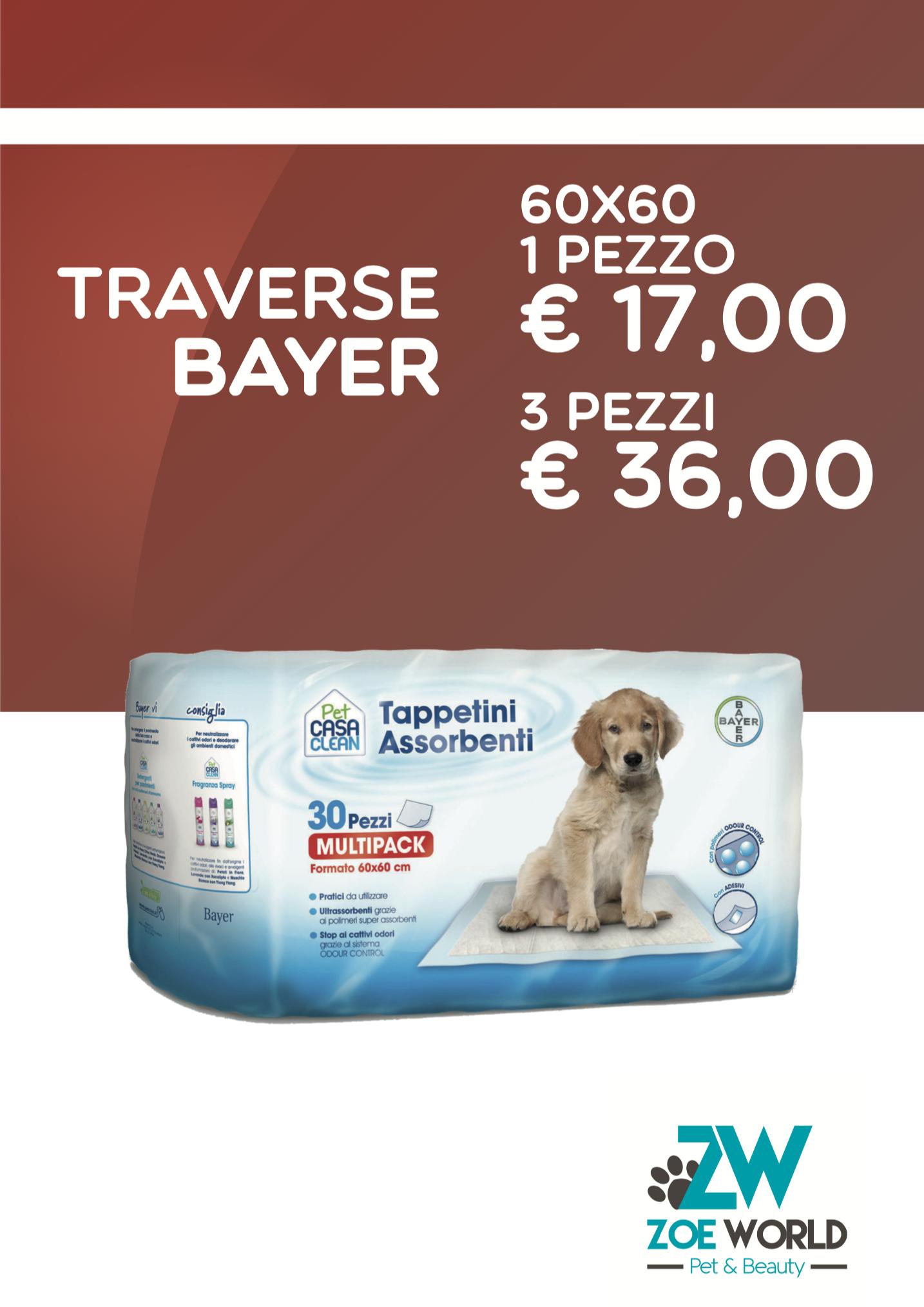 Traverse Bayer